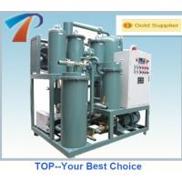 China Auto Vacuum Lube Oil Reprocessing Machine with 6000 Litter/hour, with no pollution,broken emulsion, dewatering on sale