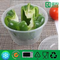 Buy cheap Microwave Clear Plastic Takeaway Food Containers for Hot Food 500ml product