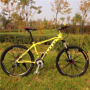 Quality EN standard OEM special 24 spoke wheel Shimano 27 speed aluminium alloy mountain bike for travel wholesale