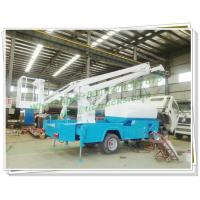 Quality Truck Mounted 16m Aerial Work Platforms woith Water tanker High Performance Whtsp:+8615271357675 wholesale