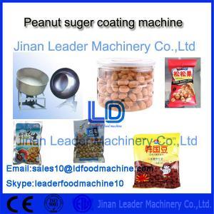 China Peanut Roasting And Coating Production Line fishskin peanuts production line on sale