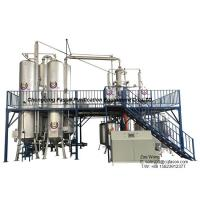 China FS-MDP PLC Control full sutomatic used engine oil distillation machine on sale
