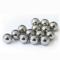 China AISI 1010/1015 Low Carbon Steel Ball Cemented Balls 6.35MM 1/4 Inch G500 on sale