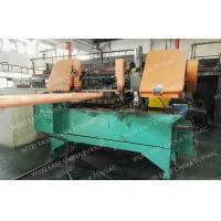 Quality Horizontal Copper Continuous Casting Machine For 100mm Red Copper Pipes wholesale