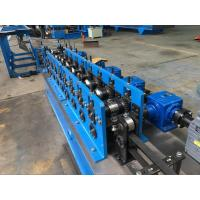 Quality High Speed Angle Roll Forming Machine With Notching And Convey wholesale