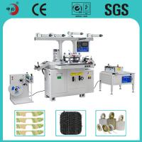 Quality Easy Operation Automatic Die Cutting Machine Touch Panel With Picture Display wholesale
