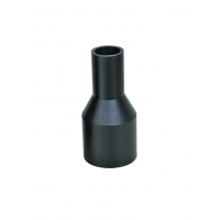 China SDR11 SDR17 SDR17.6 DN32-DN500 Butt Fusion Reducer PE Fusion Fittings on sale