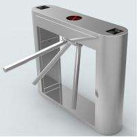 Quality Electronic Access Control Rfid Turnstile Barrier With Smart Card wholesale