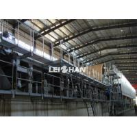 China Five Layers Kraft Paper Board Making Machine 250 - 1000m / Min Speed Strengthful on sale