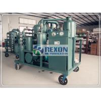 Quality 20000 Liters / Hour High Vacuum Oil Purifier, Dielectric Oil Filtration Equipment wholesale