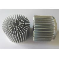 Quality Cold Forged  LED Aluminum Heat Sink With Customized Threaded Holes wholesale
