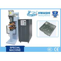Quality Computer Case Sheet Metal Spot Welder , Capacitor Welding Machine Long Service Life wholesale