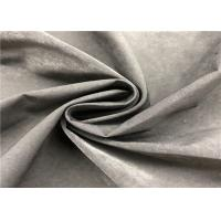 Quality Plain Water Repellent Dyed Memory Fabric 13% Nylon 87% Polyester For Jacket wholesale