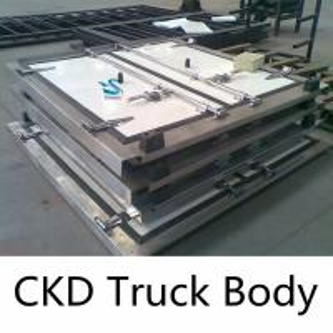 Quality CKD Truck Body Panel of PU Sandwich Panel wholesale