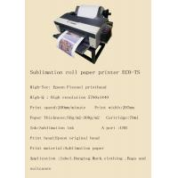 Cheap Sublimation Ink Roll Label Printer Thermal Transfer USB Data Port 297mm for sale