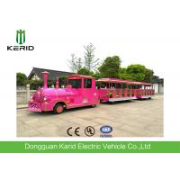 Quality Classic Design 42 Passengers Electric Mall Train With Colorful Body Appearance wholesale