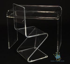 Quality FU (71) acrylic old boat acrylic furniture wholesale