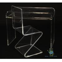 Quality FU (71) acrylic old boat acrylic furniture wholesale