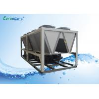 Quality High Efficiency Commercial Water Chiller with Air Cooling Mode Charged R134A Coolant wholesale