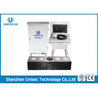 Quality Fixed Type Under Vehicle Surveillance System Image Scanner With Unique Open Wide Field Scan Design wholesale