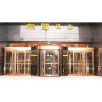 Quality Hotel Double Wing Automatic Revolving Door wholesale