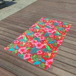 Quality Vera Bradley Style Blanket Throw Havana Just Married HoneyMoon Beach Towels wholesale