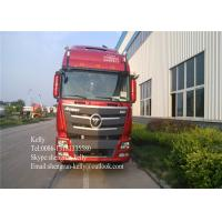Quality International Tractor Trailer Truck  , 6 * 4 container semi trailer truck tractor wholesale