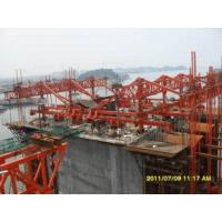 Quality OEM High Load - Bearing Cable Stayed Rhombus Form Traveler For Bridge / Railway wholesale