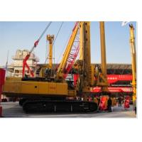 Cheap rotary drilling rigs Whole machine weight 168t max drilling depth130m for sale