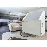 China 18.4KW Super Quiet Air Source Heating System Connect With Radiator And Floor Heating on sale