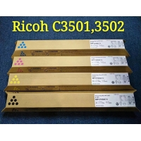 China 22500 Page 1% Defective Ricoh Ink Cartridges For RICOH MP C3001 on sale