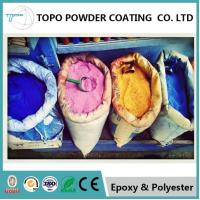 Quality Ceiling Panels Epoxy Polyester Powder Coating RAL 1022 Traffic Yellow Color wholesale