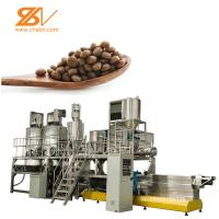 Quality Dry Pet Dog Food Machine Multi Functional Full Production Line BV Certification wholesale
