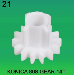 Quality GEAR TEETH-14 FOR KONICA 808 MODEL minilab wholesale