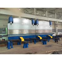 Quality 800T / 6000mm Electric hydraulic CNC Tandem Press Brake With Bending Steel Plates wholesale