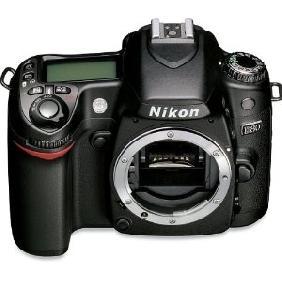 China Nikon D80 10.2MP Digital SLR Camera (Body only) on sale