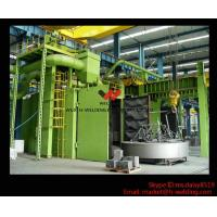 Quality H beam Production Line Shot Blasting Machines for Rust Removing And Polishing of Surface wholesale