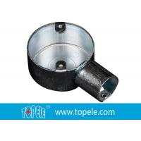 Quality BS Electrical Conduit Fittings Circular Junction Box For Conduit Fittings wholesale