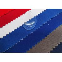 China Oil Proof Water Resistant Fabric Terylene Thick Cut Twill Protective Fabric on sale