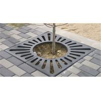 China Anti Frozen Cast Iron Tree Grates EN124 D400 Protect Steel Tree Grates on sale