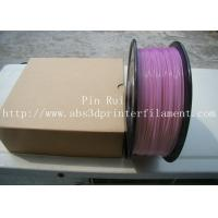 Quality High Quality 3D Printer Filament PLA 1.75mm 3mm For White To Purple  Light change  filament wholesale
