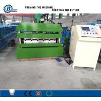 Quality 0.-0.8mm Thickness Material Metal Roofing Sheet Crimping Curving Machine wholesale
