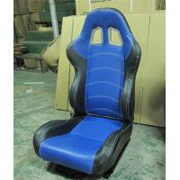 Quality JBR1027 fabric Sport Racing Seats With Adjuster / Slider Car Seats wholesale