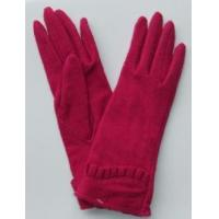 Quality Lady′s Fashion Wool Gloves wholesale