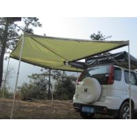 Quality Rust Resistant Vehicle Shade Awnings Custom Color 4x4 Parts With Change Room wholesale