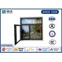 Cheap Color - Optional Fixed Fire Resistant Windows For Residential High Hardness for sale