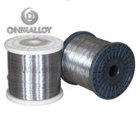 China FeCrAl Material High Temperature Resistance Wire Magnetic 600 - 800Mpa on sale