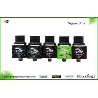 China Colorful Rebuildable Atomizer Tank Tugboat Rda Match CE , ROHS on sale