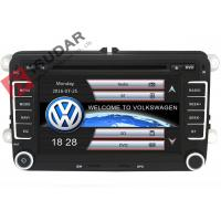 Quality 7 Inch Double Din Head Unit VW Car DVD Player For Volkswagen Jetta 2005-2013 wholesale