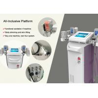 Quality Medical Grade Lipo Laser Machine , Body Weight Loss Machine With 8 Diodes Laser Lamps wholesale